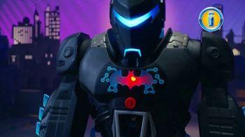 DC Super Friends Bat-Tech Batbot TV Spot, 'Protect the Streets'