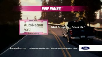 AutoNation Ford TV Spot, 'Different Drivers: Pre-Order F-150' - Thumbnail 7