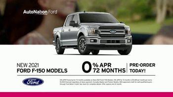 AutoNation Ford TV Spot, 'Different Drivers: Pre-Order F-150' - Thumbnail 6