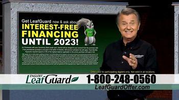 LeafGuard TV Spot, 'To Do List: Gutter Cleaning' - Thumbnail 3