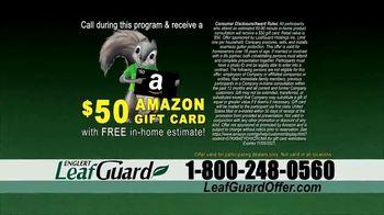 LeafGuard TV Spot, 'To Do List: Gutter Cleaning' - Thumbnail 4
