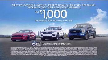 Ford TV Spot, 'Protect the Future' [T2] - Thumbnail 8