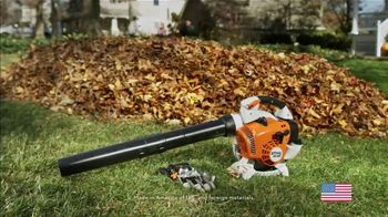 STIHL TV Spot, 'Big Jobs, Big Fun: Not Sold at Lowe's or Home Depot ' Song by Guesthouse - Thumbnail 7