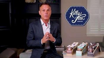 Kelly Jean Snacks TV Spot, 'On the Go' Featuring Kevin Harrington - Thumbnail 8