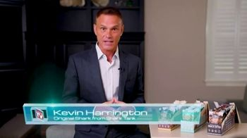 Kelly Jean Snacks TV Spot, 'On the Go' Featuring Kevin Harrington - Thumbnail 1