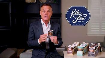 Kelly Jean Snacks TV Spot, 'On the Go' Featuring Kevin Harrington - Thumbnail 2