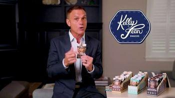 Kelly Jean Snacks TV Spot, 'On the Go' Featuring Kevin Harrington - Thumbnail 4