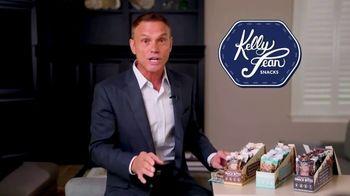 Kelly Jean Snacks TV Spot, 'On the Go' Featuring Kevin Harrington - Thumbnail 5