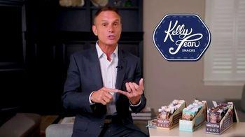 Kelly Jean Snacks TV Spot, 'On the Go' Featuring Kevin Harrington - Thumbnail 6
