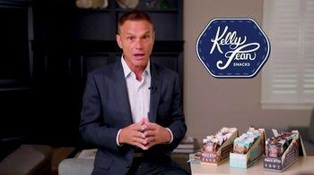 Kelly Jean Snacks TV Spot, 'On the Go' Featuring Kevin Harrington - Thumbnail 7