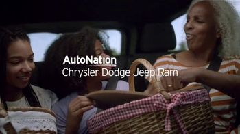 AutoNation Jeep Adventure Days TV Spot, 'Here for Every Driver: Arriving Every Day'