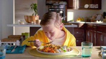 HelloFresh TV Spot, 'Mealtime the Musical: 14 Free Meals'