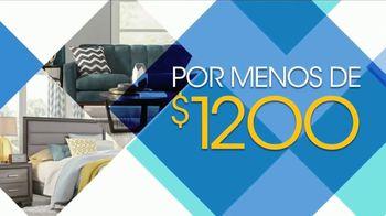 Rooms to Go TV Spot, 'Lleva a casa muebles nuevos' [Spanish]