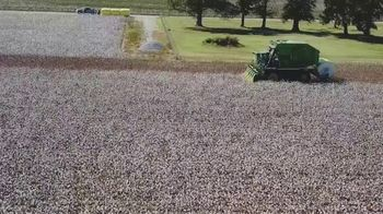 BASF e3 Sustainable Cotton TV Spot, 'From Farm to Flag: Fabric of America'