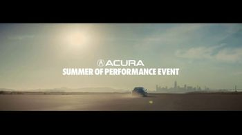 Acura Summer of Performance Event TV Spot, 'A Higher Institution' [T2] - Thumbnail 3
