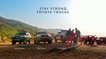 Toyota TV Spot, 'Dear Detour' [T1] - Thumbnail 6