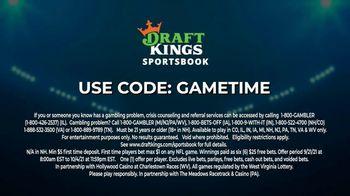 DraftKings Sportsbook TV Spot, 'New Customers: Bet $1 Get $150'