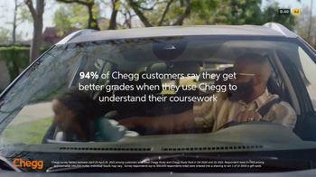 Chegg TV Spot, 'First Assignment: Textbook Solutions' - Thumbnail 8