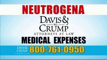 Davis & Crump, P.C. TV Spot, 'Neutrogena Sunscreen' - Thumbnail 6