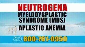 Davis & Crump, P.C. TV Spot, 'Neutrogena Sunscreen' - Thumbnail 3