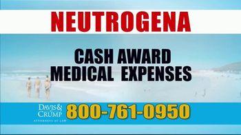 Davis & Crump, P.C. TV Spot, 'Neutrogena Sunscreen' - Thumbnail 4