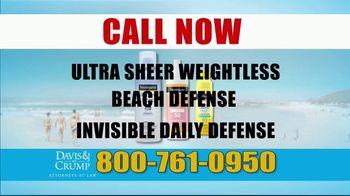 Davis & Crump, P.C. TV Spot, 'Neutrogena Sunscreen' - Thumbnail 5