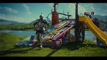 LEGO TV Spot, 'The Damp Knight's Tale: Creativity Can Help Us Overcome Anything!'