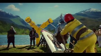 LEGO TV Spot, 'The Damp Knight's Tale: Creativity Can Help Us Overcome Anything!' - Thumbnail 4