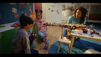 LEGO TV Spot, 'The Damp Knight's Tale: Creativity Can Help Us Overcome Anything!' - Thumbnail 8