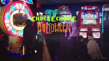 Chuck E. Cheese's Halloween Boo-Tacular TV Spot, 'Limited Free Game Play & New Shows' - Thumbnail 2