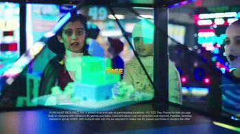 Chuck E. Cheese's Halloween Boo-Tacular TV Spot, 'Limited Free Game Play & New Shows' - Thumbnail 5