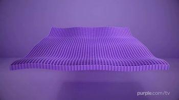 Purple Mattress Fall Sale TV Spot, 'Tell Me More: Free Sheets and Pillow' - Thumbnail 1