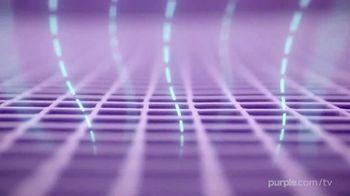 Purple Mattress Fall Sale TV Spot, 'Tell Me More: Free Sheets and Pillow' - Thumbnail 7