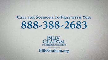 Billy Graham Evangelistic Association TV Spot, 'Don't Lose Hope' - Thumbnail 10