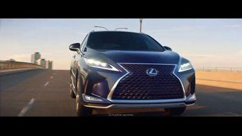 2021 Lexus RX TV Spot, 'Maximalist' [Spanish] [T2]