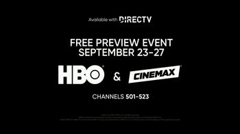 DIRECTV TV Spot, 'HBO and Cinemax Free Preview: Happy Family' - Thumbnail 10