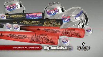 Big Time Bats TV Spot, 'Brandon Crawford Record' - Thumbnail 3