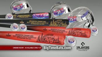 Big Time Bats TV Spot, 'Brandon Crawford Record' - Thumbnail 4