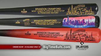 Big Time Bats TV Spot, 'Brandon Crawford Record' - Thumbnail 8