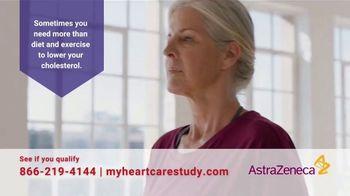 AstraZeneca TV Spot, 'Cholesterol Study: Yoga' - Thumbnail 1