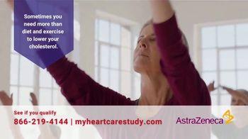 AstraZeneca TV Spot, 'Cholesterol Study: Yoga' - Thumbnail 2