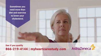 AstraZeneca TV Spot, 'Cholesterol Study: Yoga' - Thumbnail 3