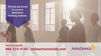 AstraZeneca TV Spot, 'Cholesterol Study: Yoga' - Thumbnail 4