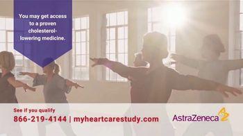 AstraZeneca TV Spot, 'Cholesterol Study: Yoga' - Thumbnail 5