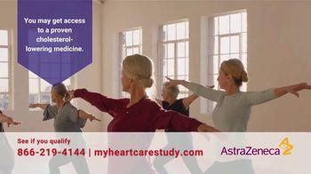 AstraZeneca TV Spot, 'Cholesterol Study: Yoga' - Thumbnail 6
