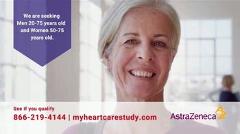 AstraZeneca TV Spot, 'Cholesterol Study: Yoga' - Thumbnail 7
