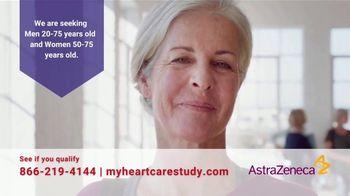 AstraZeneca TV Spot, 'Cholesterol Study: Yoga' - Thumbnail 8