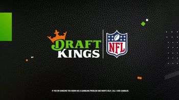DraftKings SportsBook TV Spot, 'The NFL Is Back' Featuring Martin Gramatica - Thumbnail 1