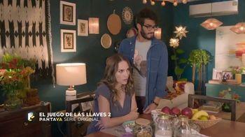 Pantaya TV Spot, 'El Juego de las Llaves' canción de María León [Spanish]