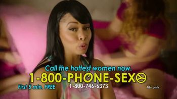 1-800-PHONE-SEXY TV Spot, 'Pillow Fight'